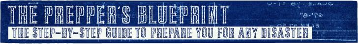 Preppers Blue Print (9K)